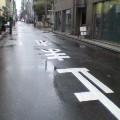 雨〜盛岡・大通り … 14時54分