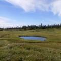 八幡平・池塘も青く … 8月27日