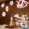クリスマスイルミネーション 12月23日20時22分