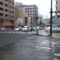 雨 … 盛岡本町通 午前11時55分