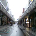 雨 … 盛岡大通り 15時11分